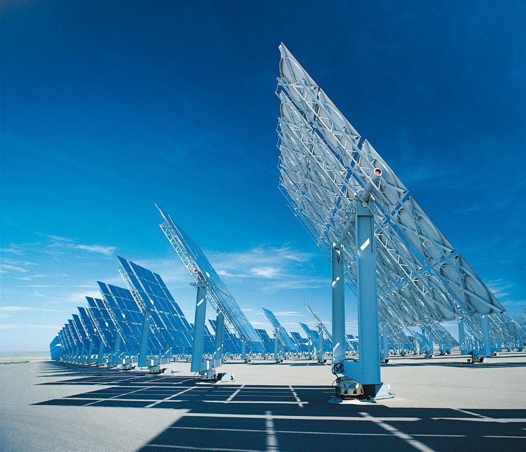Solarpark von ABB
