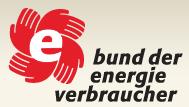 Bund der Energieverbraucher - logo