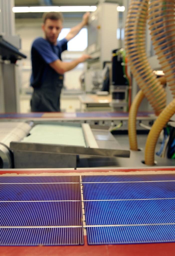 Solarworld Prozess