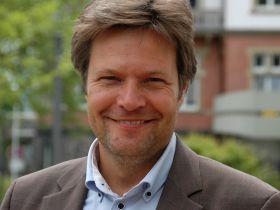 Robert Habeck, Umweltminister Sleswig-Holstein - Foto © Staatskanzlei SH