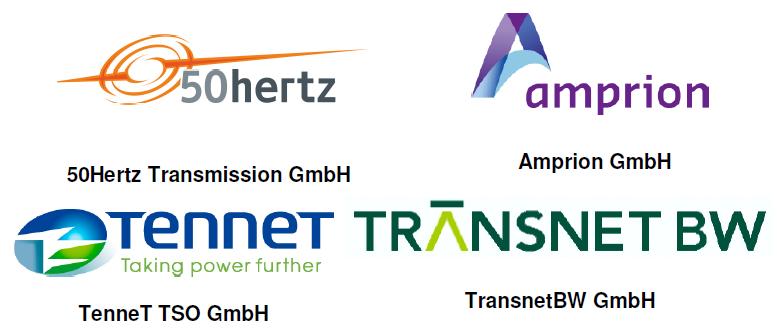 50Hz-Amprion-TennT-Transnet logos