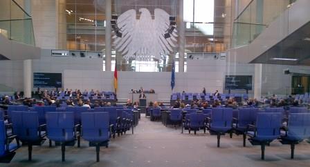 Deutscher Bundestag - Foto © Gerhard Hofmann, Agentur Zukunft für Solarify