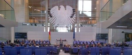 Bundestagsplenum - Foto © Gerhard Hofmann für Solarify