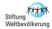 Stiftung Weltbevölkerung logo