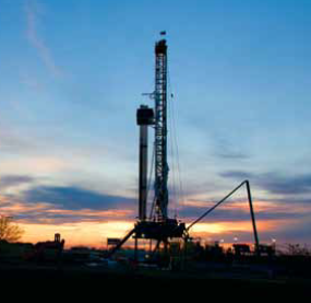 Fracking - Foto © The Outlook for Energy - A View to 2040 - exxonmobil.com