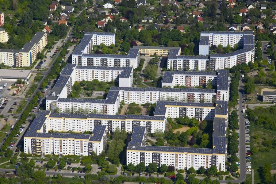 Gelbes Viertel in Berlin - Foto © lichtblick.de