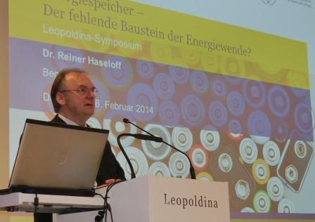 MP Reiner Haseloff - Foto © Gerhard Hofmann_Agentur Zukunft