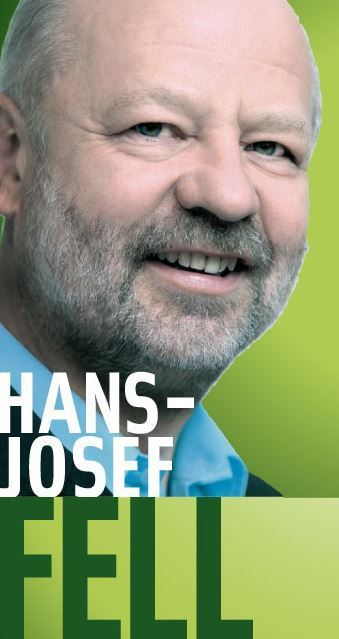 Hans-Josef Fell Webseite header