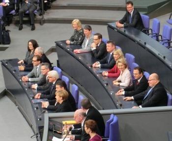 Bundeskabinett Foto © Gerhard Hofmann_Agentur Zukunft