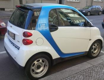 Car to go - Foto © Gerhard Hofmann, Agentur Zukunft für Solarify