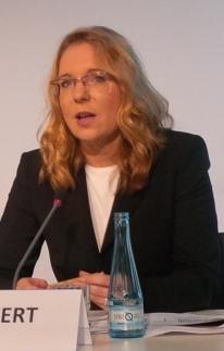 Claudia Kemfert , DIW - Foto © Gerhard Hofmann Agentur Zukunft, für Solarify