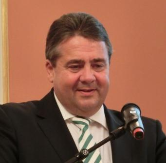 Sigmar Gabriel, Bundeswirtschaftsminister - Foto © Gerhard Hofmann, Agentur Zukunft für Solarify