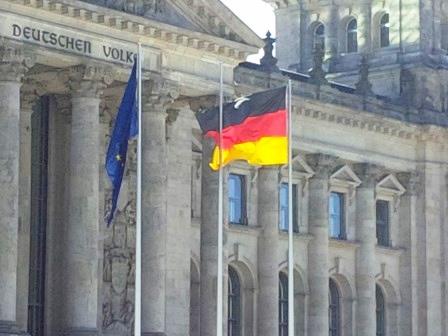 Bundestag - Foto © Gerhard Hofmann für Solarify