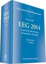 EEG 2014 Cover - © Carl Heymanns Verlag