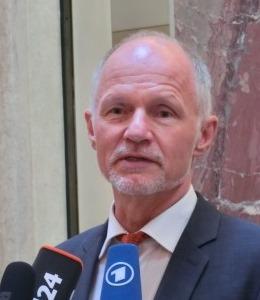Wirtschafts-Staatssekretär Rainer Baake - Foto © Gerhard Hofmann Agentur Zukunft