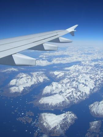 Kein Zweifel in der Arktis - die Eisberge vor Grönland nehmen ab - Foto © Gerhard Hofmann, Agentur Zukunft