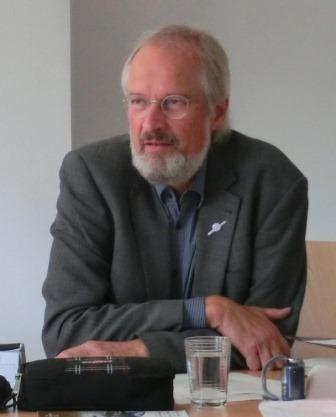 Klaus Milke, Germanwatch - Foto © Gerhard Hofmann - Agentur Zukunft