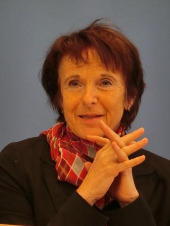 UBA-Präsidentin Maria Krautzberger - Foto © Gerhard Hofmann, Agentur Zukunft für Solarify