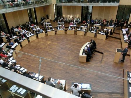 Bundesratsplenum - Foto © Gerhard Hofmann, Agentur Zukunft