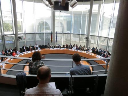 Endlager-Kommission - Foto © Gerhard Hofmann, Agentur Zukunft
