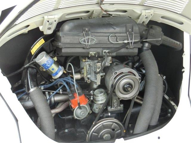 Historischer VW-Käfer-Motor - Foto © Gerhard Hofmann für Solarify