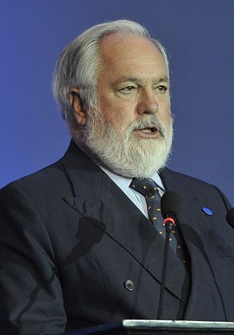 Miguel Arias Cañete (World Trade Organization) Foto © flickr.com, Liz. u. Creative Commons Attribution