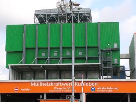 Müllheizkraftwerk Berlin-Ruhleben - Foto © Gerhard Hofmann, Agentur Zukunft 20140823