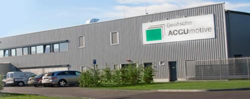 Acuumotive-Standort Kamenz - Foto © accumotive.de