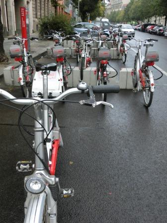 Eine Lösung - Fahrrad-Mobility - Foto © Gerhard Hofmann, Agentur Zukunft