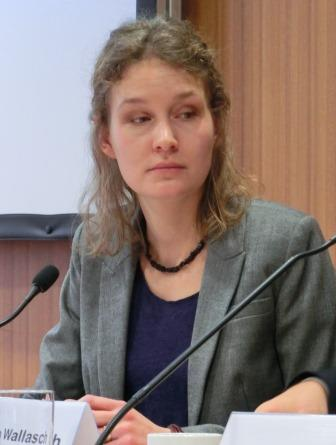 Anna-Kathrin Wallasch, Deutsche Windguard - Foto © Gerhard Hofmann, Agentur Zukunft für Solarify