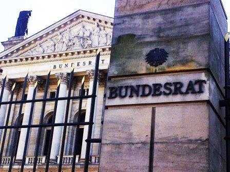 Bundesrat Berlin - Foto © Gerhard Hofmann, Agentur Zukunft für Solarify