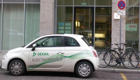 E-Mobilität - Foto © Gerhard Hofmann für Solarify