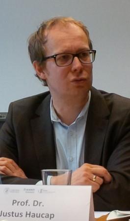 Justus Haucap - Foto © Gerhard Hofmann, Agentur Zukunft20150325_101237