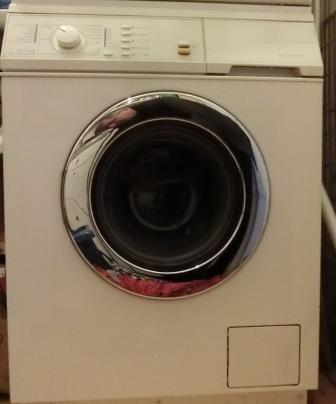 Waschmaschine - Foto © Gerhard Hofmann, gentur Zukunft