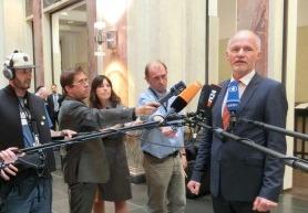 Wirtschafts-Staatssekretär Baake - Foto © Gerhard Hofmann Agentur Zukunft
