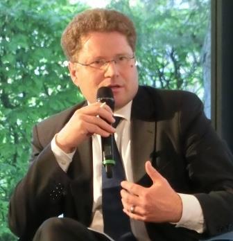Patrick Graichen, Agora Energiewende - Foto © Gerhard Hofmann, Agentur Zukunft für Solarify