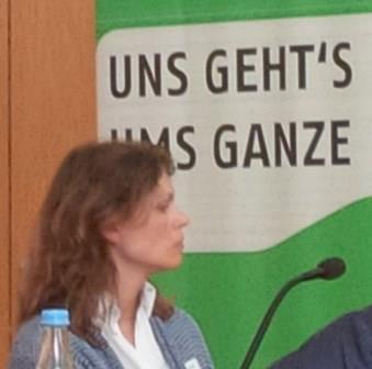 Cornelia Ziehm - Foto © Gerhard Hofmann, Agentur Zukunft