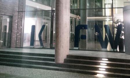 kfw-Büro in Berlin - Foto © Gerhard Hofmann, Agentur Zukunft 20150223