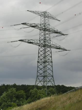 Mast in Südthüringen - Foto © Gerhard Hofmann, Agentur Zukunft