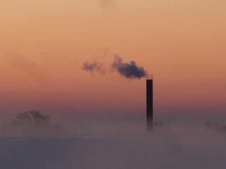 Heizkraftwerk bei Bad Tölz - Foto © Dieter Fichtner, Agentur Zukunft für Solarify