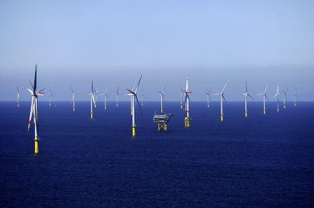 Borkum Riffgrund 1 - Foto © DONG Energy