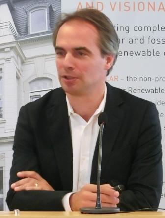 Carsten Körnig, BSW-Solar - Foto © Gerhard Hofmann, Agentur Zukunft für Solarify