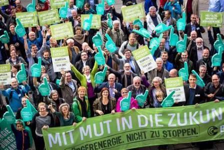Bürgerenergie-Konvent_2015 des BBEn - Foto © Bündnis Bürgerenergie e.V., Jörg Farys