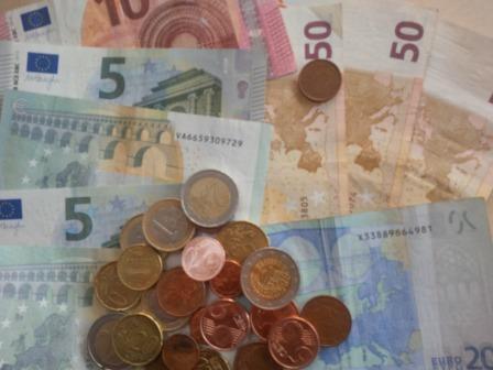 Geld - Foto © Gerhard Hofmann, Agentur Zukunft 20151108_155946