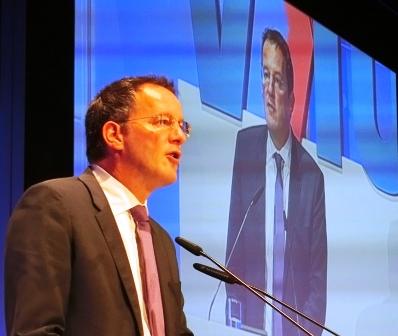 Michael Ebling, OB Mainz und VKU-Präsident- Foto © Gerhard Hofmann, Agentur Zukunft
