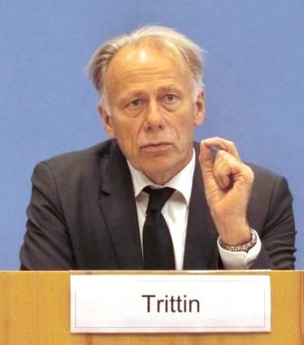 Jürgen Trittin - Foto © Gerhard Hofmann, Agentur Zukunft