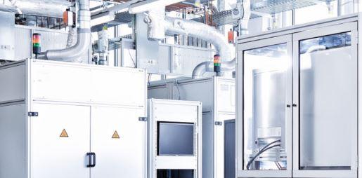 Blue Crude Produktion - Foto © sunfire GmbH