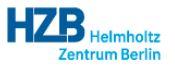 Helmholtz Berlin logo