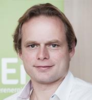 René Mono, Vorstand BBEn - Foto © Verein Bündnis Bürgerenergie