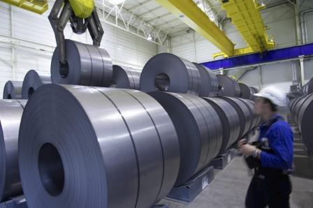 Stahlproduktion bei Vöstalpine - Foto © voestalpine.com
